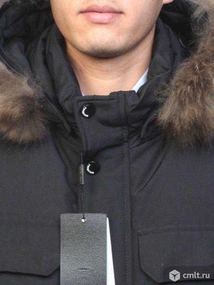 Куртка зимняя новая. Фото 6.