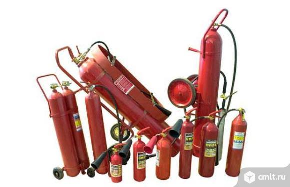 Куплю огнетушители углекислотные. Фото 2.