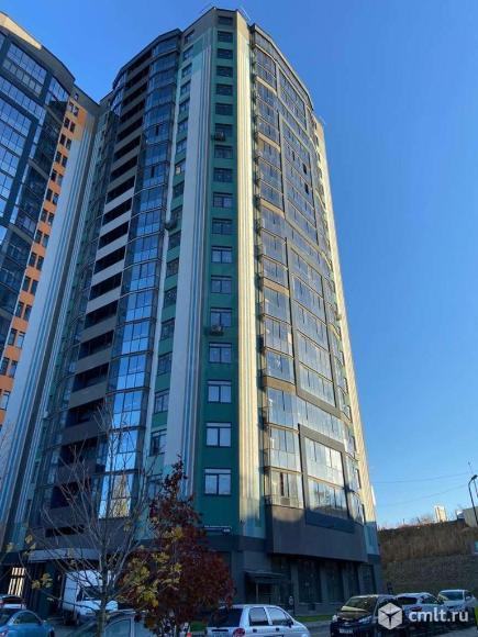 3-комнатная квартира 109,69 кв.м. Фото 1.