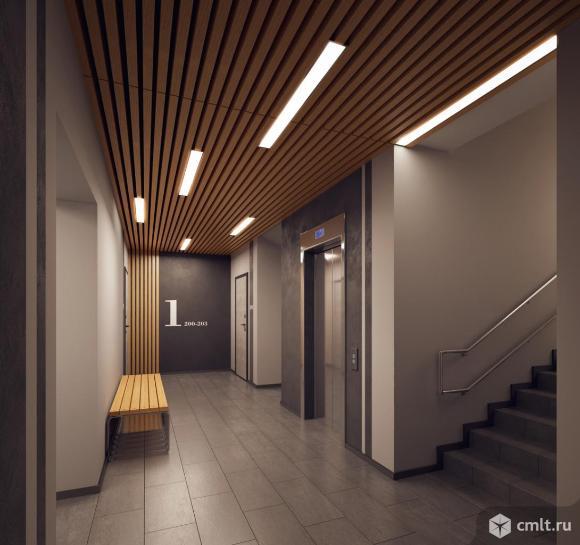 2-комнатная квартира 59,4 кв.м. Фото 8.