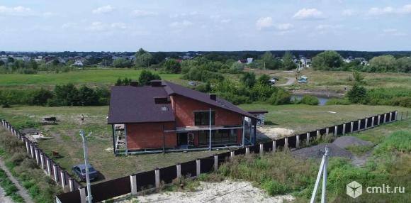Коттедж у реки, 381,6 кв.м. Фото 1.