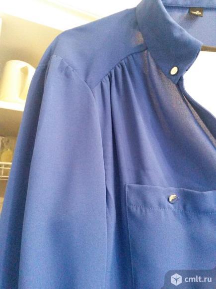 Шелковая блуза. Фото 1.