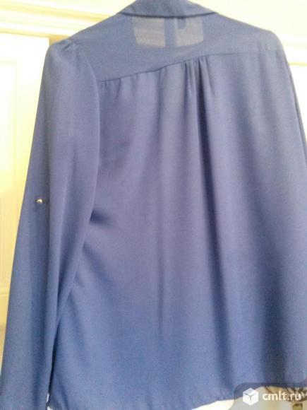 Шелковая блуза. Фото 4.