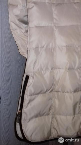 Куртка - пуховик  с капюшоном. Фото 5.