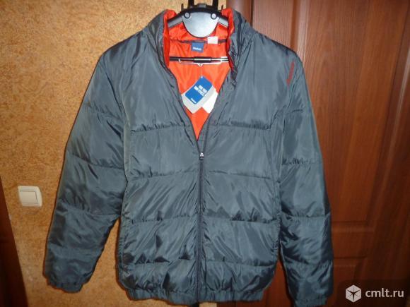 Куртка Reebok. Фото 1.