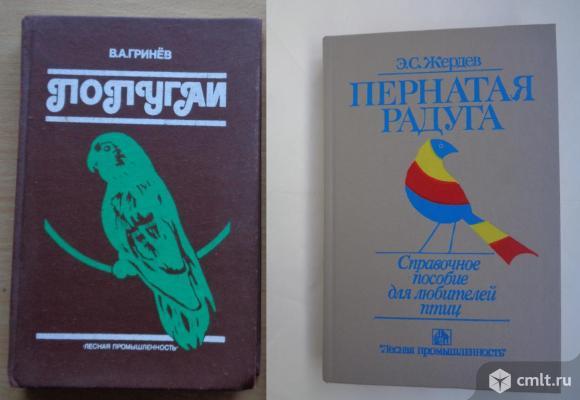 Книги о птицах. Фото 1.