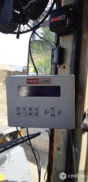 Весы PROFILOAD система взвешивания для фронтальных погрузчиков. Фото 7.