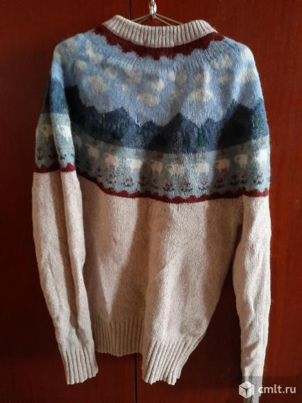 3 свитера шерстяные и джемпер импортные для подростка. Фото 1.
