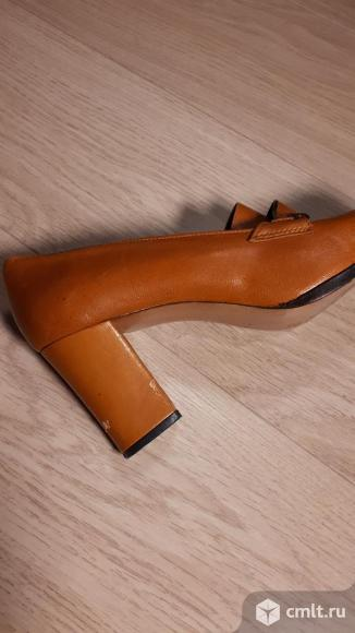 Туфли женские закрытые. Испания. Фото 6.