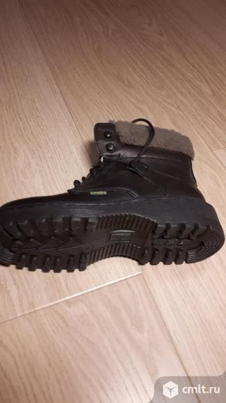 Ботинки на натуральном меху Ouhai kangfu.. Фото 5.