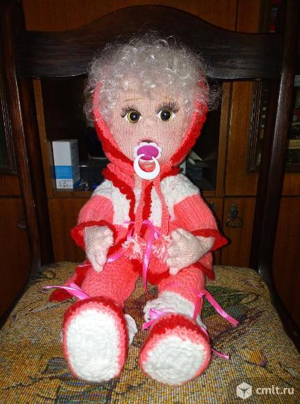 Продам  куклу---ручной   работы...... Фото 1.