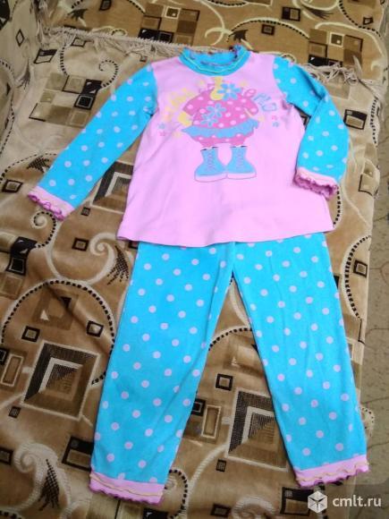 Пижама детская 6-7 лет. Фото 1.