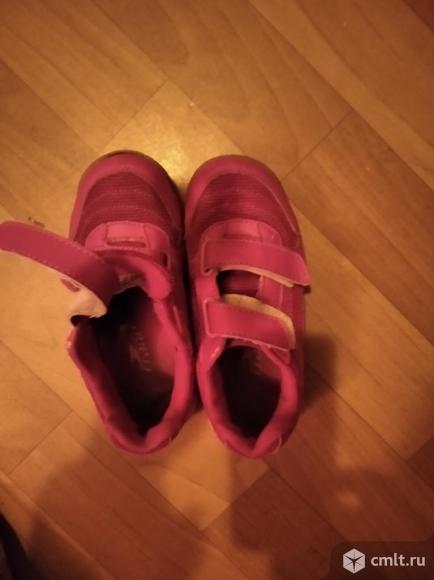Кроссовки. Фото 1.