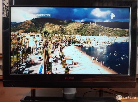 Телевизор ж/к 94 см Philips 37PFL7662D. Фото 1.