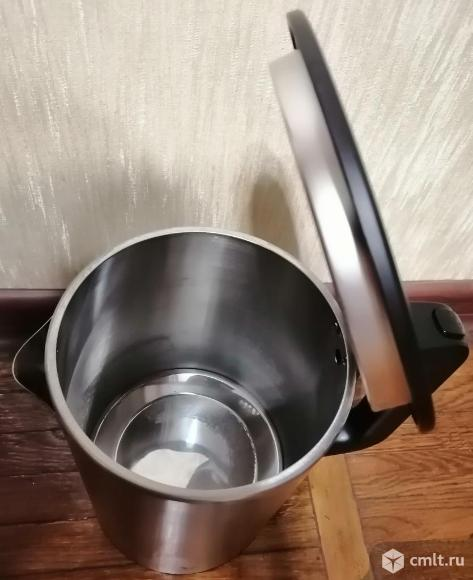 Чайник нержавейка Xiaomi Viomi Kettle Steel. Фото 2.