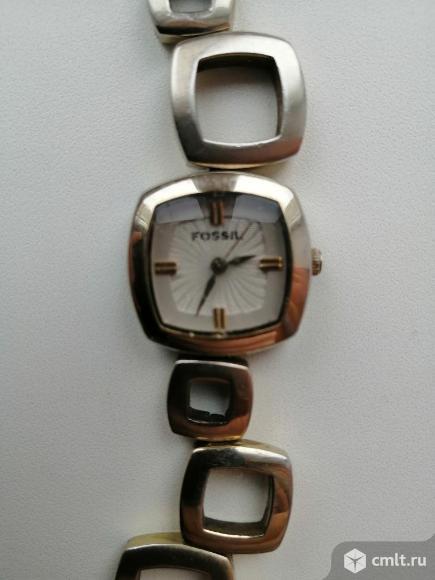 Оригинальные наручные часы Fossil ES1870 Casual. Фото 4.
