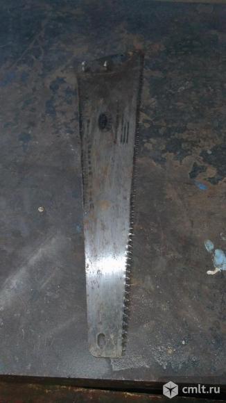Ножовка ULTRA STEEL (Becker&Schroer GmbH, Германия). Фото 1.