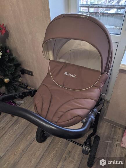 Детская коляска Tutis 2 в 1. Фото 1.
