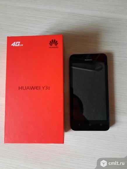 Смартфон Huawei Y3 II. Фото 1.
