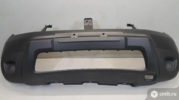 Бампер передний RENAULT DUSTER 10-15 620220025R 620227924R EUROBUMP. Фото 1.