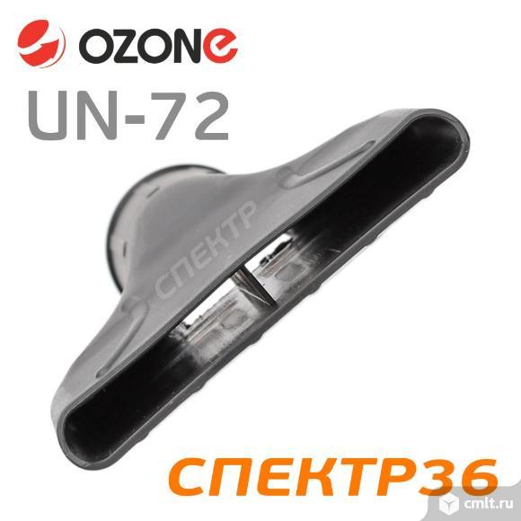 Насадка для пылесоса UN-72 (100мм) под трубку ф35м. Фото 3.