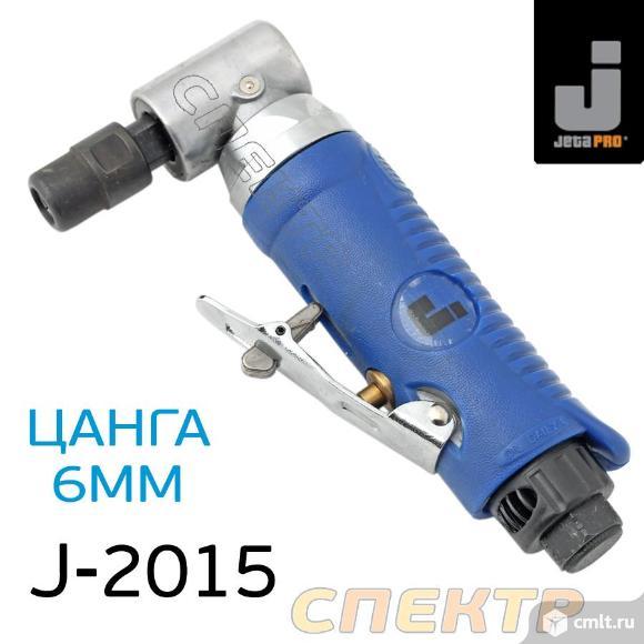 Пневматическая зачистная машинка JETA J-2015 Roloc. Фото 1.