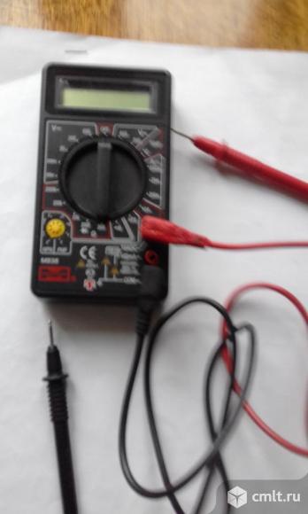 Контрольно измерительное оборудование. Фото 1.