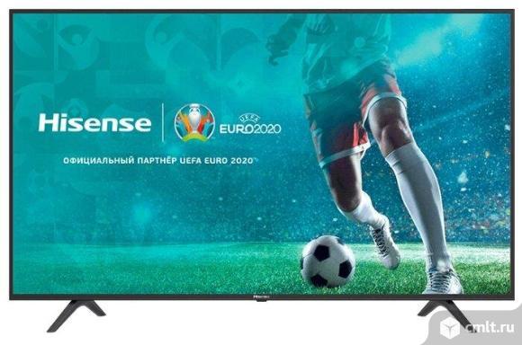 """Новый 43""""(108 см) Smart UHD 4k LED Hisense H43B7100. Фото 1."""