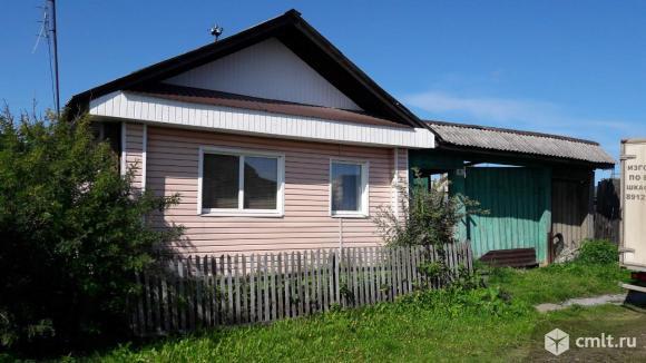 Дом 25.7 м2 на участке 6.8 сот.. Фото 1.
