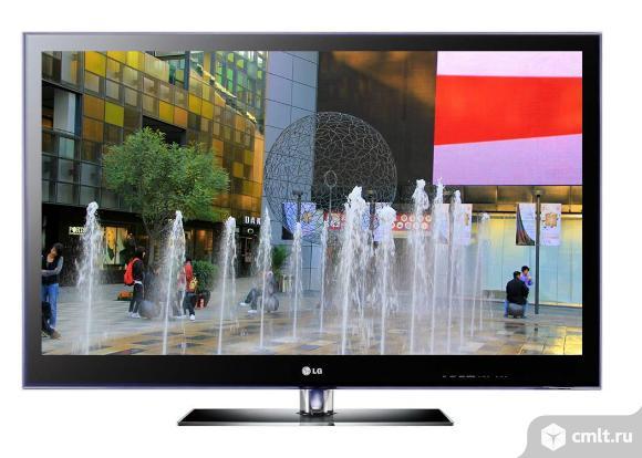 "Телевизор 50"" плазма LG 50PX960. Фото 1."