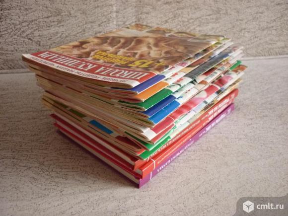 Книжки с рецептами. Фото 1.