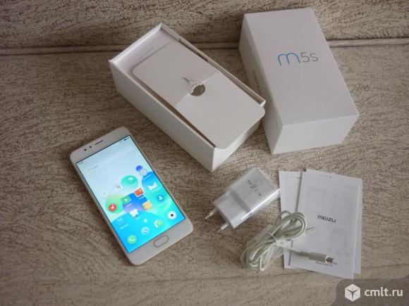 Смартфон Meizu m5s 32Gb. Фото 1.