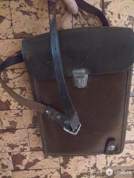 Военная полевая сумка. Фото 1.