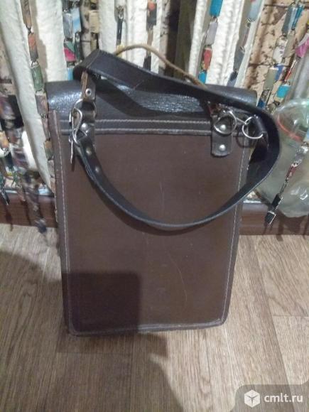 Военная полевая сумка. Фото 5.