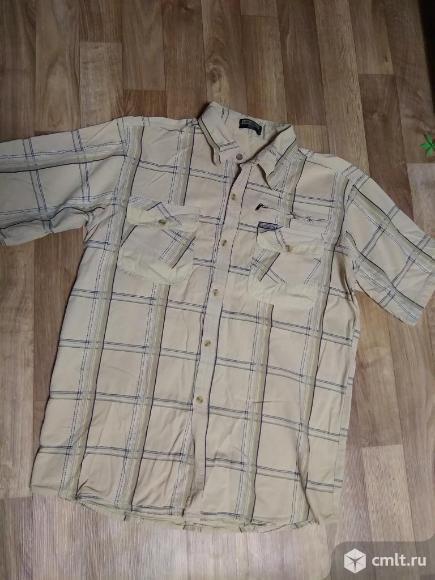 Рубашка, свитер. Фото 1.