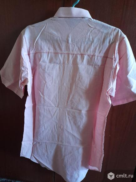 Рубашки мужские импортные х/б - 2шт.. Фото 4.