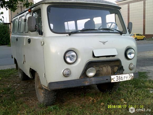 Микроавтобус УАЗ 2206 - 2006 г. в.. Фото 1.