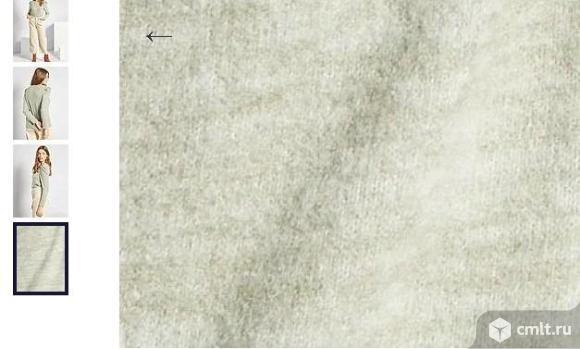 Флисовый джемпер, kiabi, р. 48-50. Фото 4.