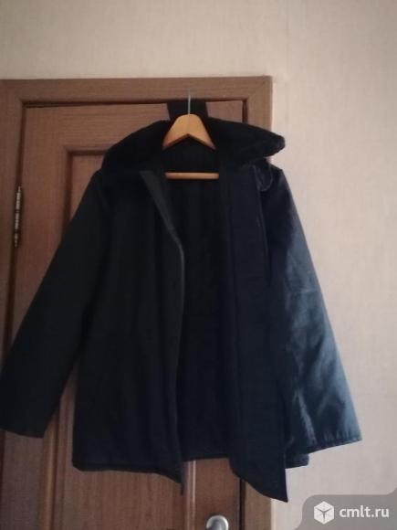 Куртки тёплые размеры 44,46,48 новые. Фото 3.