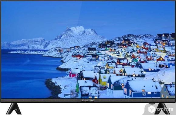 """Телевизор DIGMA SMART, 31.5"""", SMART. Фото 1."""