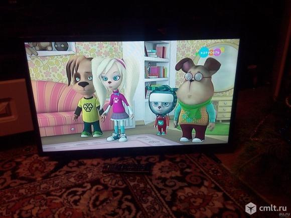 """Телевизор DIGMA SMART, 31.5"""", SMART. Фото 3."""