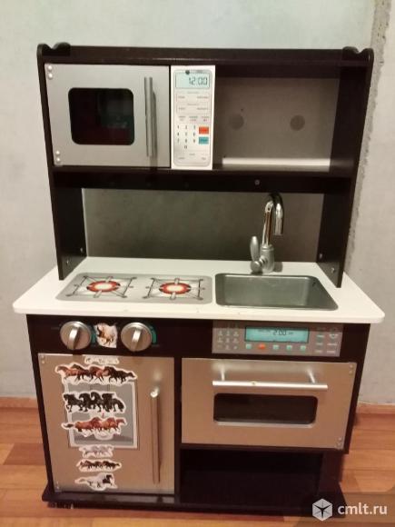 Детская игровая кухня IMAGINARIUM. Фото 1.