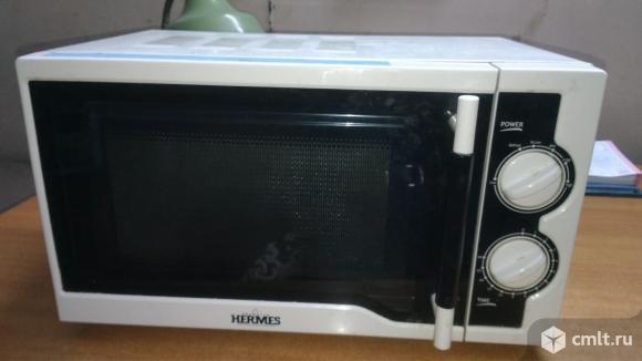 Микроволновая печь hermes. Фото 1.