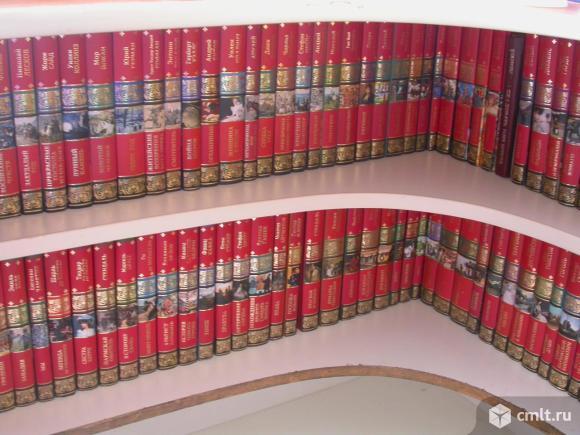 100 великих романов, полное с/с, 250 р. книга. Фото 1.