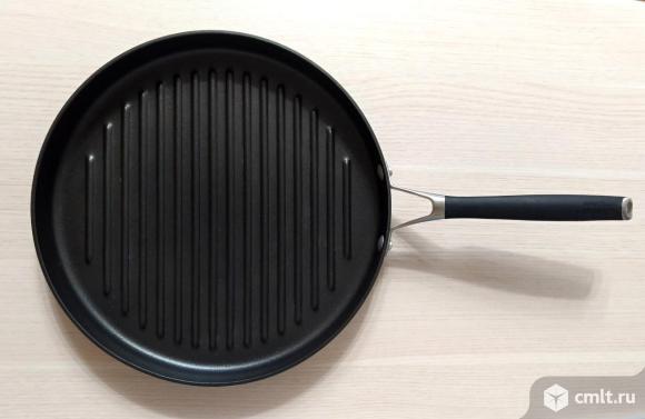 Сковорода-гриль Calphalon ™ (США)  диаметр -30,48см. Фото 2.
