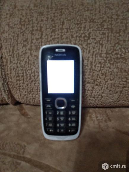 Телефон нокия 112. Фото 1.