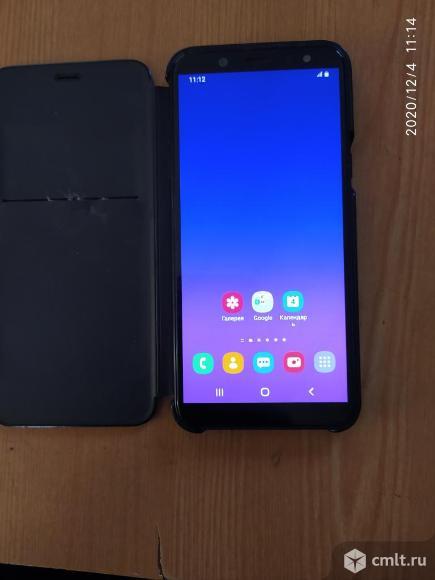 Смартфон Samsung Galaxi A6. Фото 1.