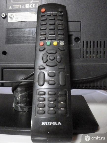 Телевизор LED SUPRA. Фото 5.