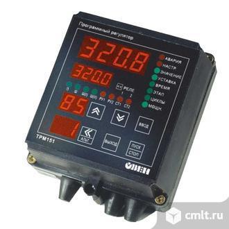 Терморегулятор промышленный ОВЕН ТРМ151-Н.ТТ.01. Фото 1.