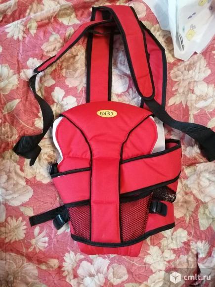 Рюкзак кенгуру. Фото 2.